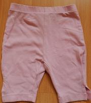 Leggins Radler Gr 62-68 rosa