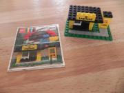 LEGO 608 Kiosk mit Telefonzelle