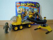 Lego JACK STONE 4605 und