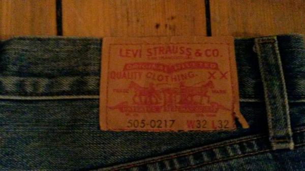 "LEVIS""Big"" E 505 LVC-Vintage Jeans 1967 limited Edition! *W32/L32*RARITÄT! - Gelsenkirchen - LEVIS-LVC-Jeans 505-0217, W32/L32 ""Model 1967"" Big""E""! Limitierte Edition aus der legendären&weltweit bekannten LVC-Reihe ""LEVIS VINTAGE CLOTHING"" absolute+seltene RARITÄT!!! Die originale LEVIS 505-0217 Jeans im Vintage Look nach Schnit - Gelsenkirchen"