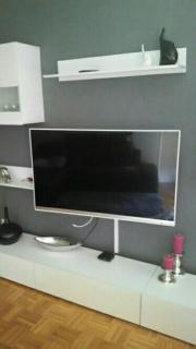 LG Fernseher weiß