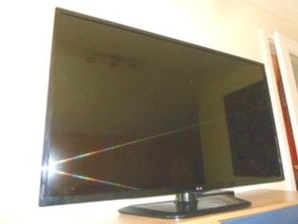 lg tv flachbild 120 cm diagonale 47 zoll defekt in bregenz tv projektoren kaufen und. Black Bedroom Furniture Sets. Home Design Ideas