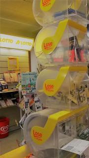 Lotto Toto Geschäft