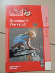 Lük Grammatikwerkstatt 2.