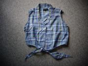 Mädchenbekleidung Vintage - Blusen Gr S