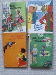 Mädchenbücher aus den frühen 1960er