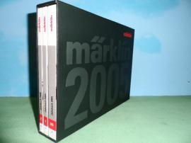 Modelleisenbahnen - Märklin Jahrbuch-Set 2005 - Spur 1 -