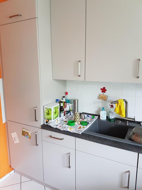 Marken-Einbauküche von Nobilia mit Geräten (Junker) komplett (2 ...