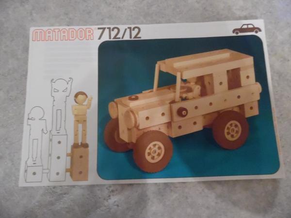 MATADOR-Bauteil-Set, » Sonstiges Kinderspielzeug