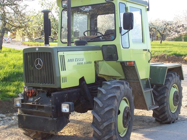 Mb Trac gesucht