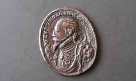 Bild 4 - Medaille Kupfer oval Got geb - München