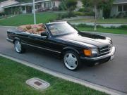 Mercedes W126 126 Werkstatt Service