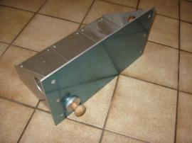 CB, Amateurfunk - Metall-Chassis