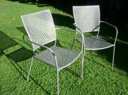 Metall Stühle