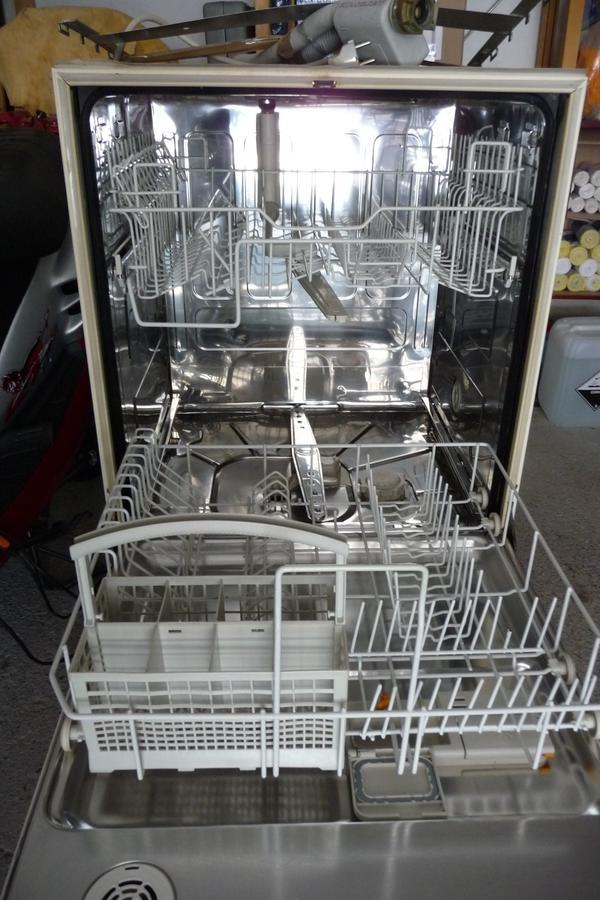 Miele einbau spulmaschine gebraucht kaufen nur 2 st bis for Spülmaschine besteckschublade