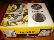 Mikroskop Tasco 900X alt - historisch