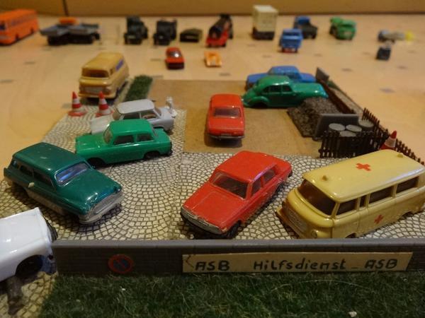 Miniaturmodelle PkWs (Größe » Modellautos