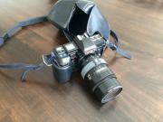Minolta Spiegelreflexkamera (analog)