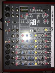 Mischpult Allen & Heath
