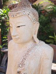 Mit ZERTIFIKAT echte thailändische Handarbeit