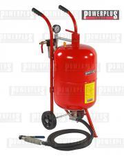 Mobiles Sandstrahlgerät -Strahlkessel XL Liter -