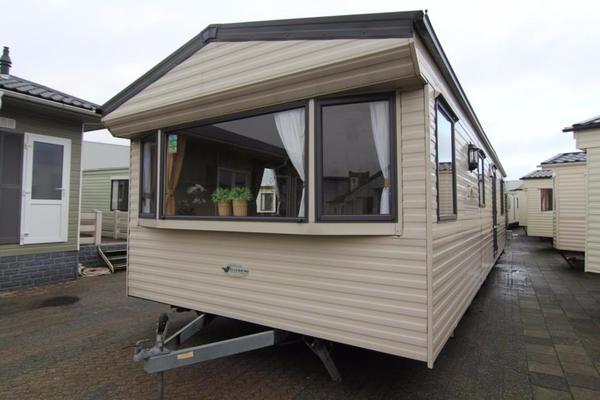 Mobilheim / Chalet / Wohncontainer - » Wohnwagen