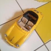 Model Porsche 356 B Cabrio