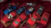 Modellautos Sammlung 10