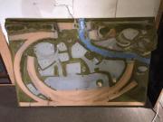 Modellbahnplatte Spur H0
