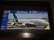 Modellbausatz Flugzeug Airbus