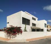 Moderne Architektenvilla in