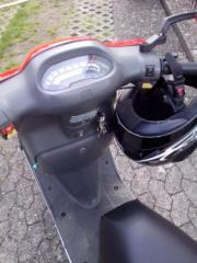Mofaroller Honda