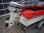 Motorboot Hille Delphin