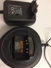 Motorola Handfunkgeräte Schnelladegerät
