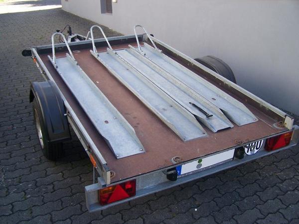 motorrad anh nger agados kangaroo 1200kg f r 3 motorr der. Black Bedroom Furniture Sets. Home Design Ideas