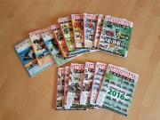 Motorrad Katalog 2001-