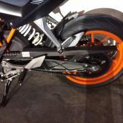 Motorrad KTM 390