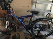 Mountain Bike zu