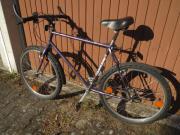 Mountainbike, Designerrahmen BENOTTO