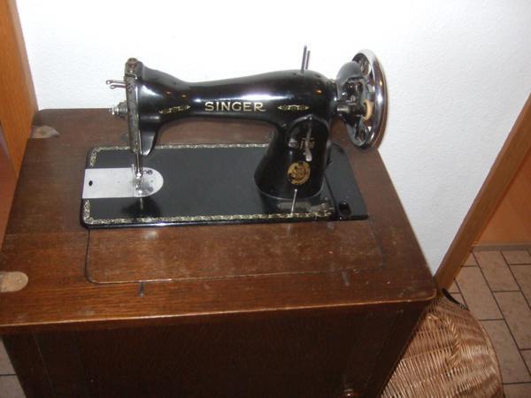 alte singer n hmaschine neu und gebraucht kaufen bei. Black Bedroom Furniture Sets. Home Design Ideas