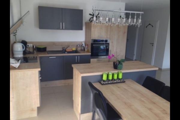 neuwertige häcker-küche (3 jahre alt) inkl. e-geräte und esstisch, Wohnzimmer dekoo