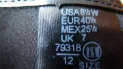 Neuwertige Marken Damenstiefel American Eagle Größe 40,5 in