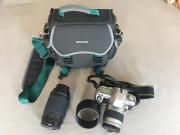 Nikon F80 Spiegelreflexkamera (