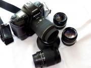 Nikon F90X Foto-