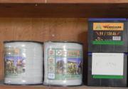 Nirosta Breitbandlitze 40mm Neu