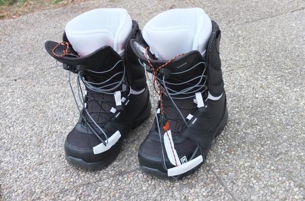 NITRO Snowboard Boots Gr 39 -