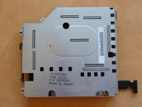 Notebook IBM Thinkpad A30 A30p