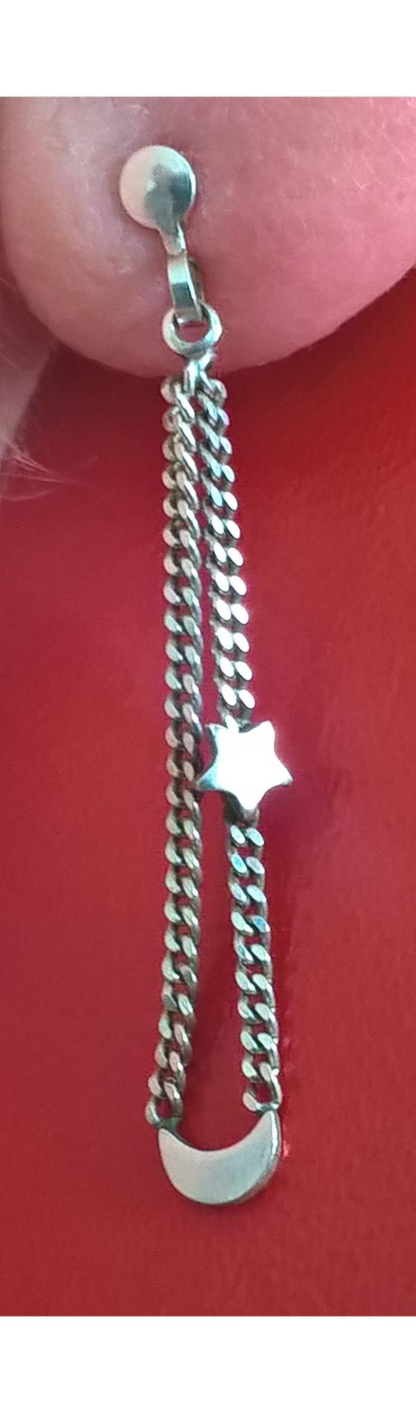 Ohrringe - 925 Silber