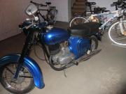 Oltimer Motorrad