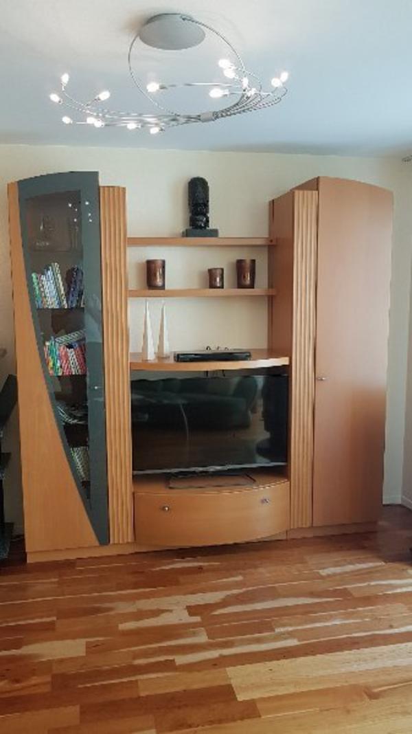Omnia Riegel Dekor Wohnzimmerschrnke Anbauwnde